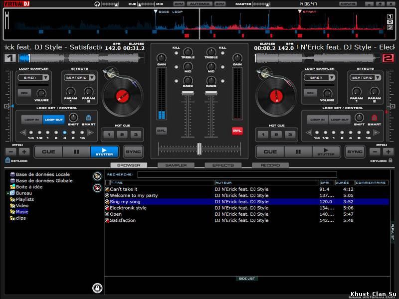 Atomix Virtual DJ 4 - Форум